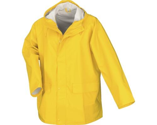 Regenjacke gelb Gr. L