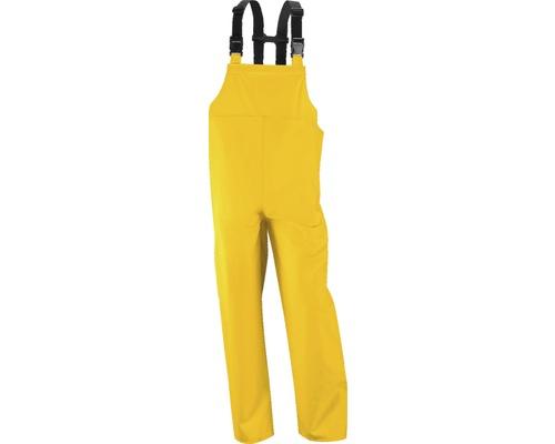 Regenlatzhose gelb Gr. L