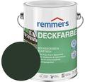 Remmers Deckfarbe Holzfarbe flaschengrün 10 l