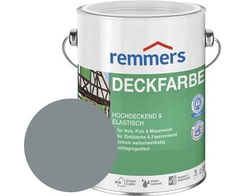 Remmers Deckfarbe Holzfarbe dunkelgrau 10 l