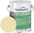 Remmers Deckfarbe Holzfarbe RAL 1015 hellelfenbein 2,5 l