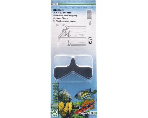 Schlauchhalter Universal Clip-Safe 12-16 mm