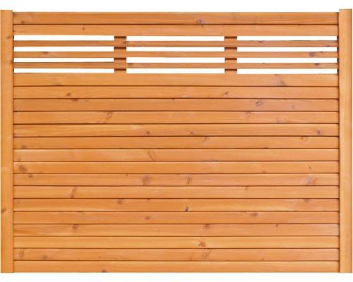 Zaunelement BuildiFix-Zauntyp A 180x135 cm kirschbaum