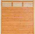 Zaunelement BuildiFix-Zauntyp A 180x180 cm kirschbaum