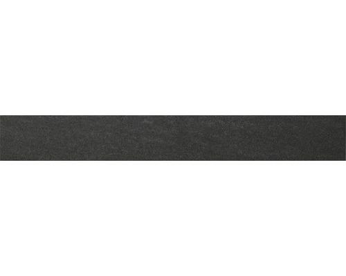 Sockel Sienna schwarz 8x60