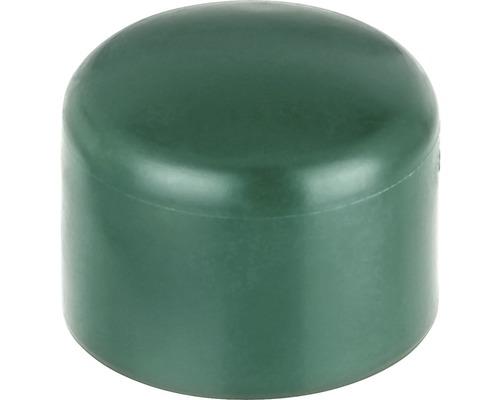 Kunststoff-Kappe 3,8 cm, grün