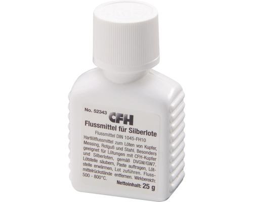 Flussmittel für Silberhartlot CFH FM 343 25 g