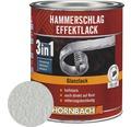 Hammerschlaglack Effektlack 3in1 glänzend silber 2,5 l