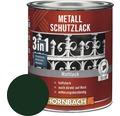 Metallschutzlack 3in1 matt dunkelgrün 750 ml