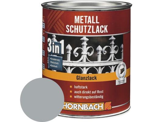 Metallschutzlack 3in1 glänzend silber 2,5 l