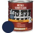 Metallschutzlack 3in1 glänzend blau 750 ml