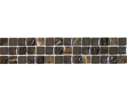 Bordüre Tuscany Braun 29,8x4,8 cm