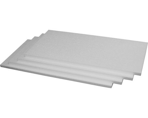 Styropor Trittschalldämmplatte EPS DES stumpf WLG 045 1000 x 500 x 20 mm (1 St = 0,5 m² 1 Pack = 11 m²)