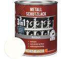 Metallschutzlack 3in1 matt weiß 250 ml