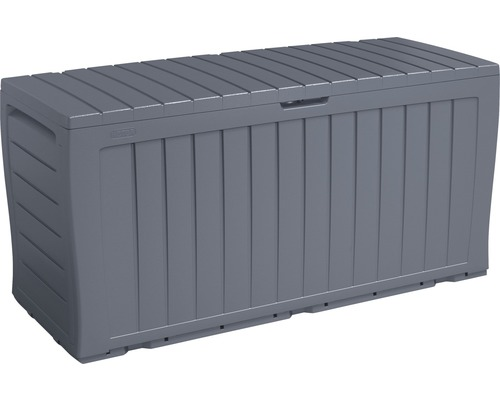 Auflagenbox Marvel 118 x 45 x 57 cm, anthrazit