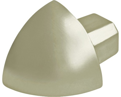 Eckstück Dural Durondell Aluminium Titan 10 mm