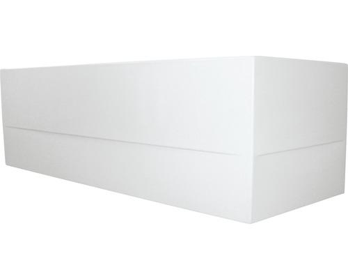 Schürze zu Badewanne Delta I Modell B 170cm Linke Hand weiß