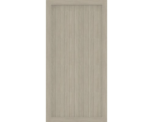 Hauptelement BasicLine Typ A 90 x 180 cm, sheffield oak