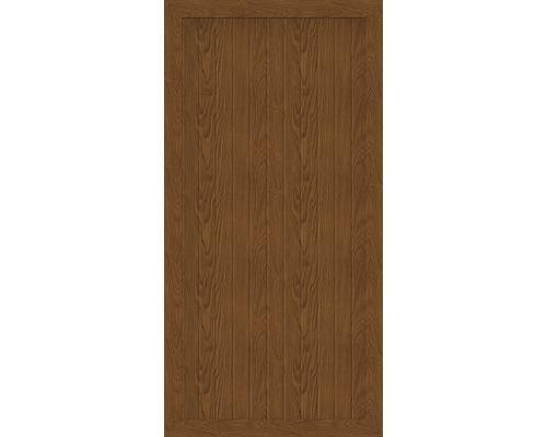 Hauptelement BasicLine Typ A 90 x 180 cm, golden oak