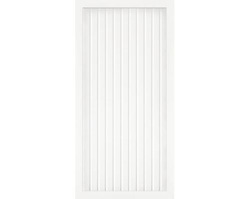 Hauptelement BasicLine Typ A 90 x 180 cm, weiß