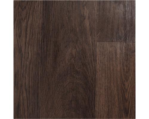 PVC Puccini Stabparkett nussbaum 300 cm breit (Meterware)