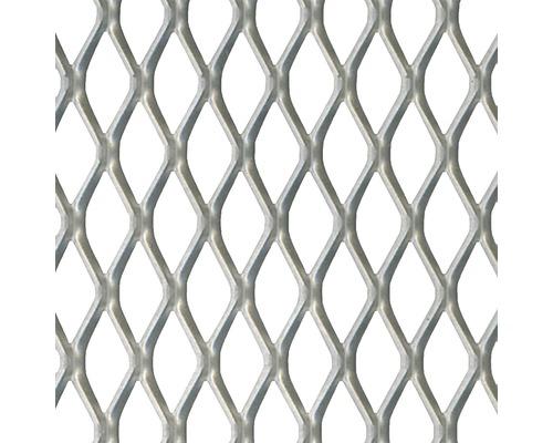 Streckmetallblech Stahl 250x500x1,2 mm
