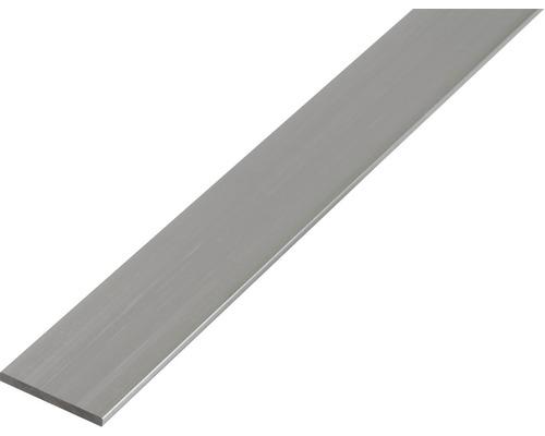 Flachstange Aluminium 50x3 mm, 2 m