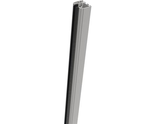 Belfort Klemmschiene links 180 x 4 x 3,5 cm links eloxiert