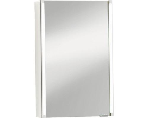 Spiegelschrank FACKELMANN LED-Line weiß 1 trg. 42,5x67 cm IP 20
