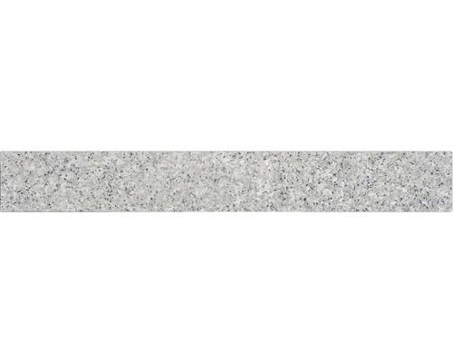 Sockel Granit rosa poliert 8x61 cm