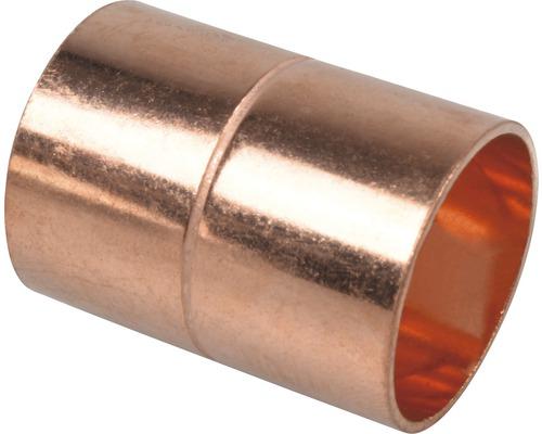 Muffe 22mm 10 Stück Kupfer