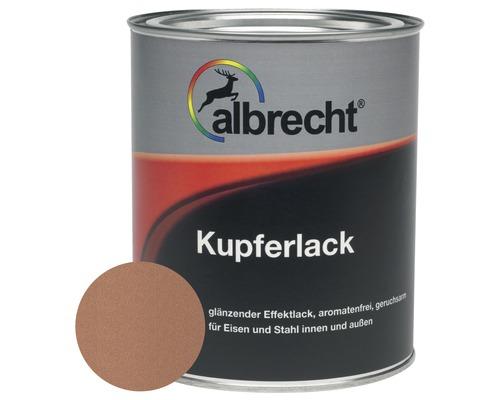 Albrecht Kupferlack kupfer 125 ml