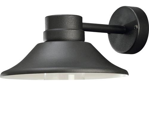 LED Außenwandleuchte 5W 300 lm 3000 K warmweiß Vega schwarz hängend