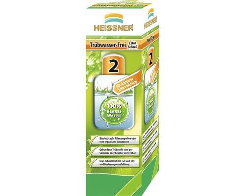 Trübwasser-Frei Extra Schnell Heissner 250 ml
