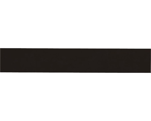 Sockel Uni schwarz poliert 7x60 cm