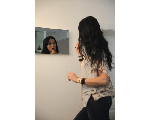 Infrarotheizung Spiegel 60x60 cm 350 Watt