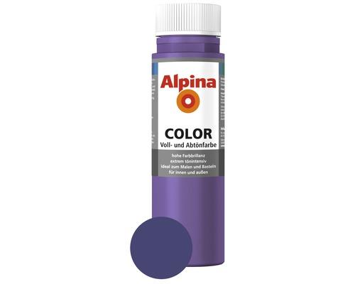Alpina Voll- und Abtönfarbe Violet 250 ml