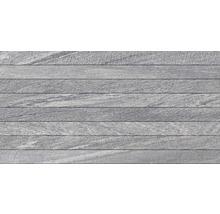 Feinsteinzeug Dekorfliese Sahara gris 32 x 62,5 cm