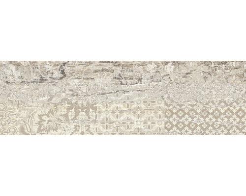 Feinsteinzeug Dekorfliese Origen Miel 20 x 60 cm