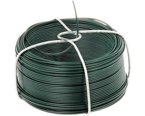 Drahtspule 1201 VZ GU, 1,2 mm/50 m, grün