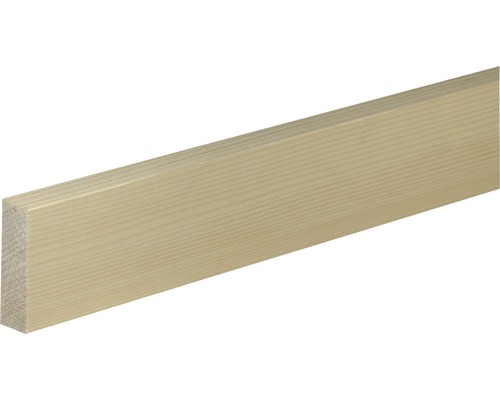 Rechteckleiste Konsta Fichte/Kiefer roh 20x96x900 mm