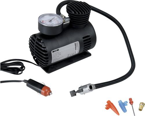 Kleinkompressor Manometer bis 18 bar elekt. Luftpumpe