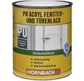 PU Acryllack Fensterlack-Türenlack seidenmatt weiß 750 ml