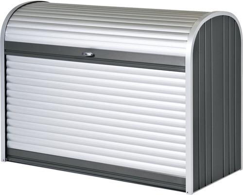Mülltonnenbox biohort StoreMax 160 163x78x120 cm dunkelgrau-metallic