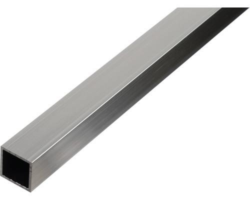 Vierkantrohr Aluminium 25x25x1,5 mm, 2 m