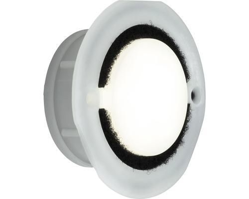 LED Einbauleuchte IP65 1x1,4W 4000 K neutralweiß Ø 76/55 mm weiß