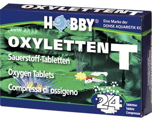 Oxyletten-Teich, Sauerstoff-Tabletten 24 Stück