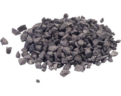 Marmorsplitt 8-16 mm 250 kg schwarz