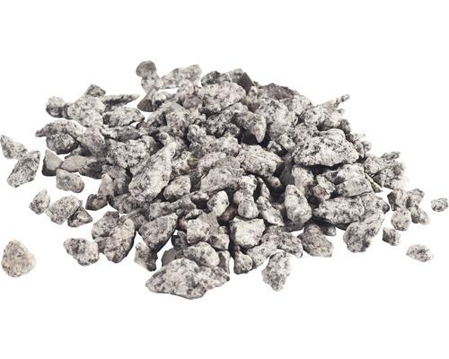 Granitsplitt 8-16 mm 250 kg grau-weiß