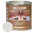 Holzlasur weiß 375 ml
